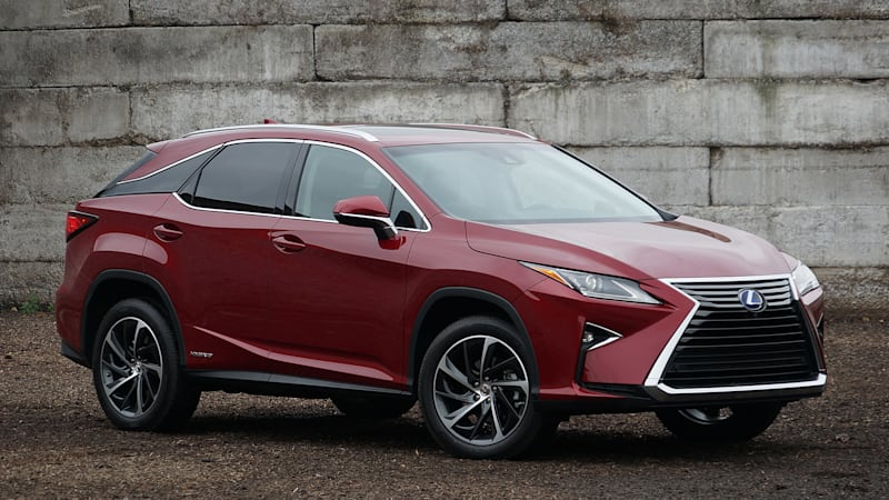 Lexus Confirms Three Row Rx Coming By 2018 Autoblog
