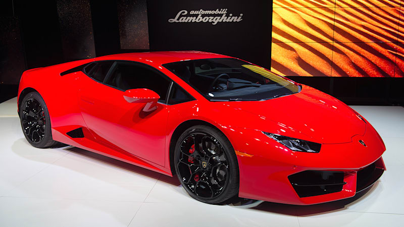 Lamborghini Huracan Horsepower >> Lamborghini Huracan Lp580 2 Is A Purist S Rwd 571 Hp Dream