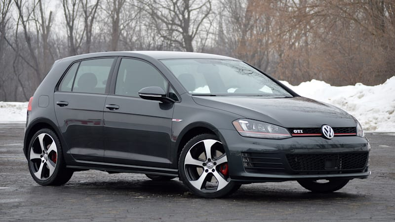 The Volkswagen Gti Was Our Daily Driver Of Choice Autoblog