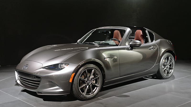 2017 Mazda Mx 5 Miata Rf Launch Edition >> Mazda will decide who gets the MX-5 RF Launch Edition, like it's Ferrari or something | Autoblog