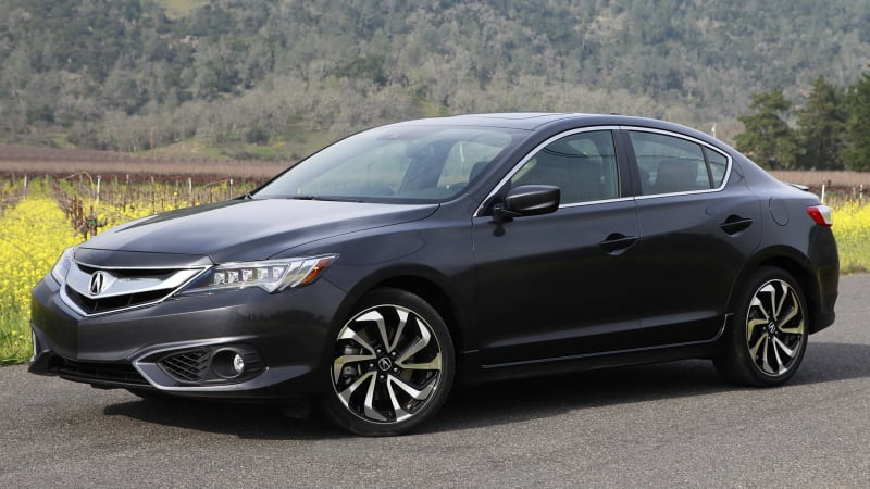 2016 Acura ILX First Drive [w/video] - Autoblog