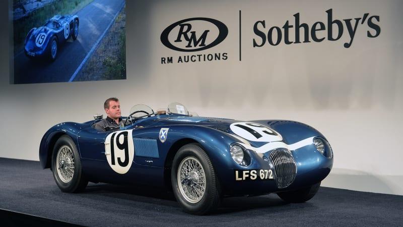 RM Sotheby's 2015 Monterey auction sets records   Autoblog