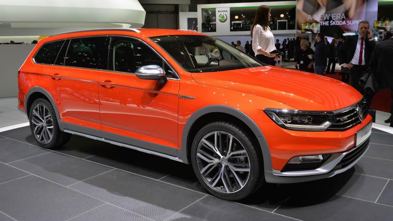 2015 Volkswagen Passat Alltrack Ready For Any Road Except