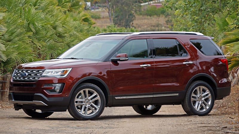 Certified Pre Owned Ford >> 2016 Ford Explorer First Drive [w/video] - Autoblog