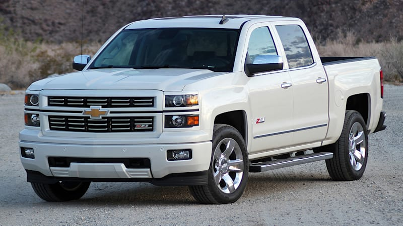 Chevy gmc cadillac trucks recalled for steering issue autoblog publicscrutiny Gallery
