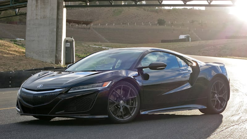 2017 acura nsx first drive w video autoblog. Black Bedroom Furniture Sets. Home Design Ideas