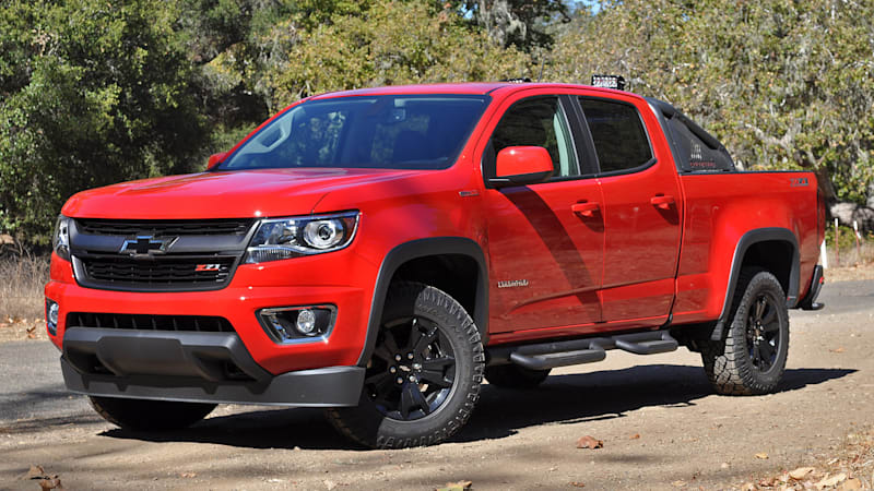 2016 Chevrolet Colorado Diesel First Drive Wvideo Autoblog
