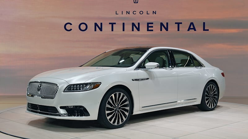 Thereu0027s Been Plenty Of Uncertainty Surrounding The Future Of The Lincoln  Continental, A Nameplate Revived Only 18 Months Ago But Struggling To Move  Units As ...
