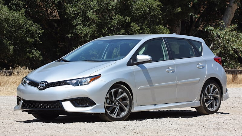2016 Scion Im First Drive Autoblog