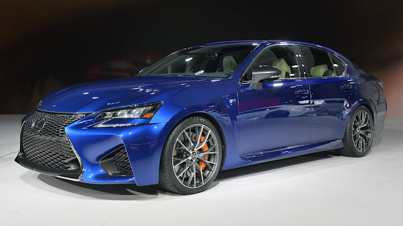 2016 lexus gs f is a 22 in a 357 world and that might not be a bad thing autoblog. Black Bedroom Furniture Sets. Home Design Ideas