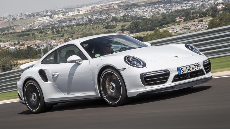 2017 Porsche 911 Turbo First Drive W Video Autoblog