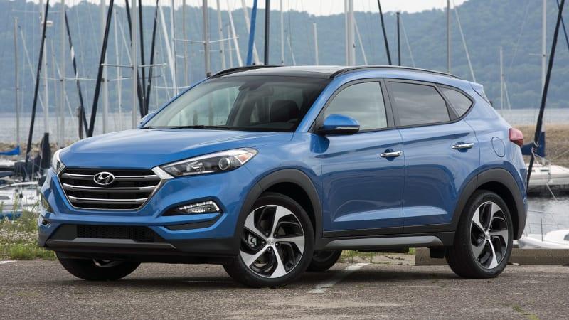 2016 Hyundai Tucson First Drive W Video Autoblog