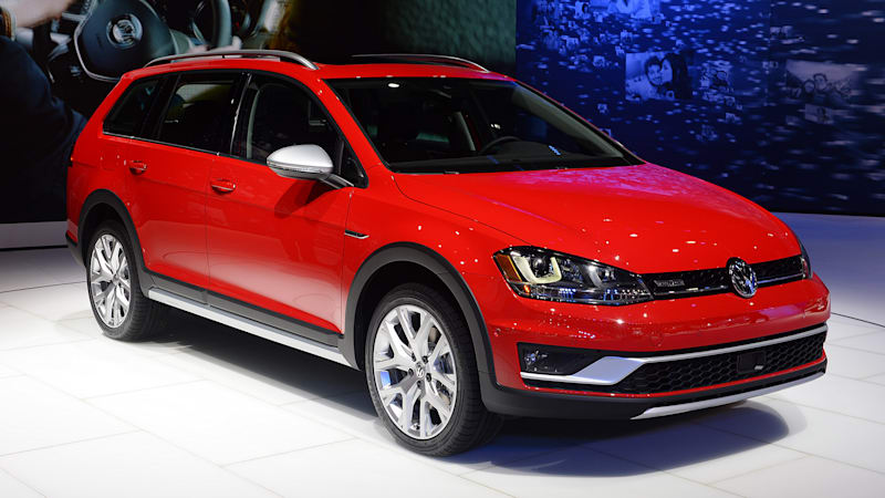2017 volkswagen golf alltrack challenges the outback this fall autoblog. Black Bedroom Furniture Sets. Home Design Ideas