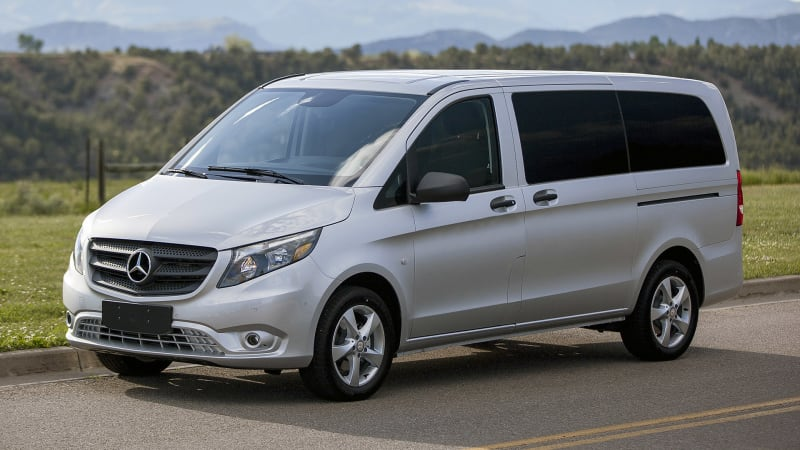 2016 mercedes benz metris first drive autoblog. Black Bedroom Furniture Sets. Home Design Ideas