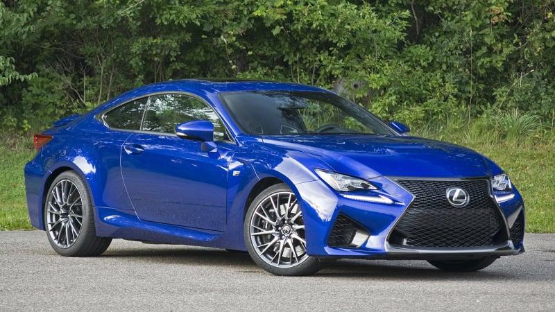 2015 Lexus Rc F Review Autoblog