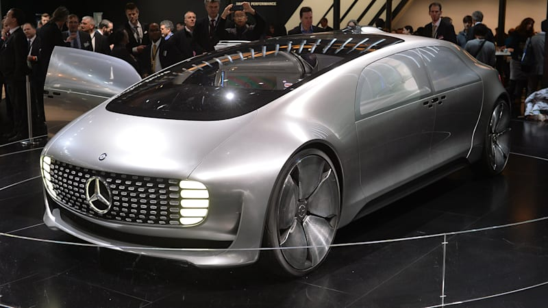 Mercedes benz f 015 luxury in motion has an absurd name for Mercedes benz f 015 price