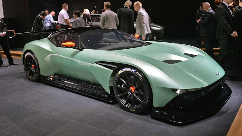 800 Hp Aston Martin Vulcan Will Live Long And Prosper On The Track Autoblog