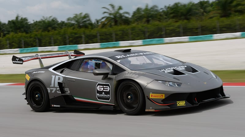 2015 Lamborghini Huracan Lp 620 2 Super Trofeo W Video