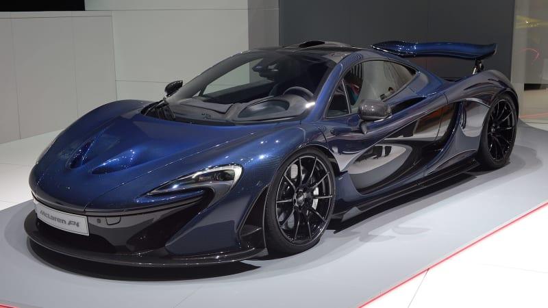 McLaren won't build a crossover - Autoblog