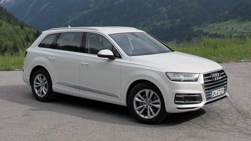 2017 Audi Q7 First Drive - Autoblog