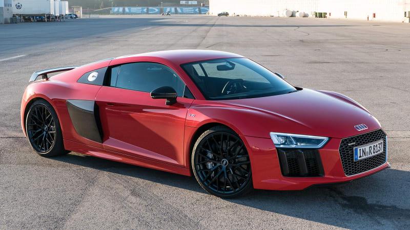 2017 Audi R8 First Drive Autoblog
