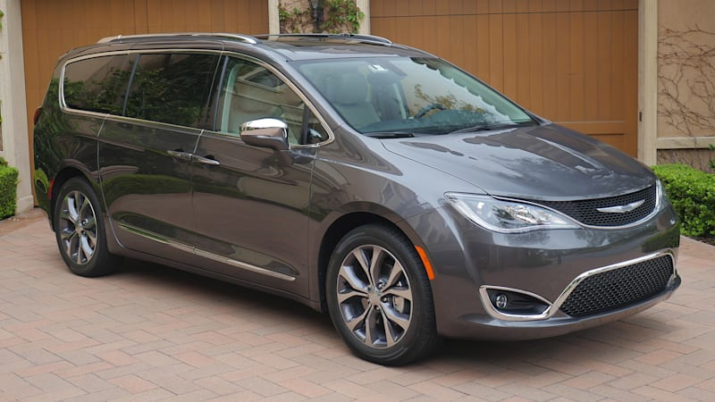 Chrysler Pacifica owners report sudden power loss; FCA can