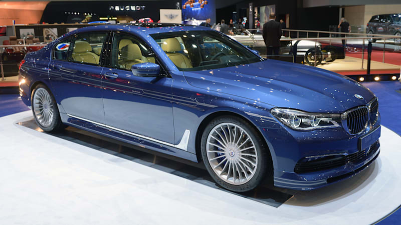 The Alpina B XDrive Isnt As Cool As The BMW Mi Autoblog - Alpina bmw b7