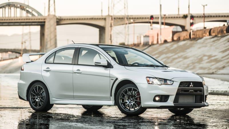 2016 Lancer Evolution >> Mitsubishi Motors May Be Working To Revive The Lancer