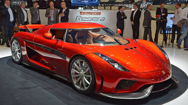 Koenigsegg Wants To Best The Tesla Roadster S 0 60 Time