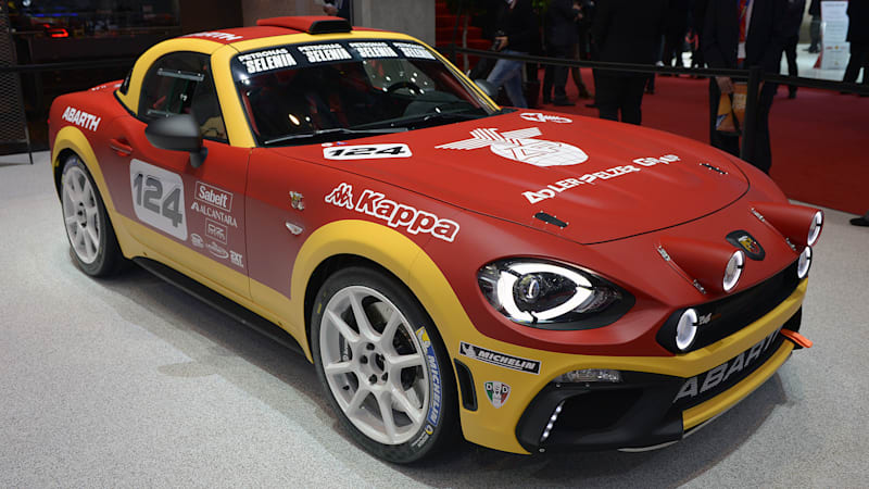Fiat 124 coupe could join spider line next year autoblog for Abc motor credit reviews
