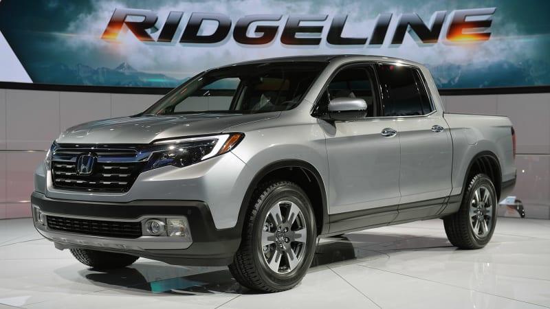 2017 Honda Ridgeline is ready for tailgate duty [w/video]   Autoblog