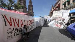 Michoacán paga quincena atrasada a
