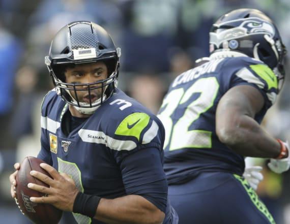 Seahawks climb in Week 11 NFL power rankings