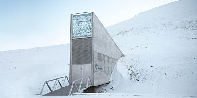 Une bibliothèque de la fin du monde, pour sauvegarder la connaissance en cas d'apocalypse, a ouvert ses portes au même endroit que la Réserve mondiale de semences.