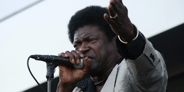 Charles Bradley & The Manahan Street Band, no Vienna Jazz, em 2011.