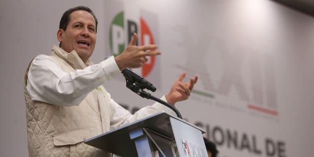 Es Alfredo del Mazo gobernador constitucional del Estado de México