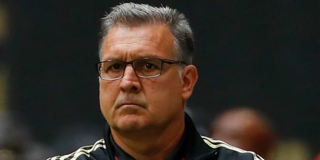 El Tata Martino debutaría en la fecha FIFA de marzo, cuando enfrente a Chile y Paraguay.