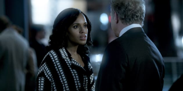 Kerry Washington interpreta Olivia Pope, em 'Scandal'.