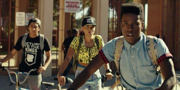 Shameik Moore (The Get Down) é o protagonista Malcom em 'Dope: Um Delize Perigoso'.