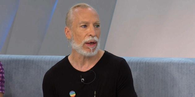 Fernando Lumbreras, en una entrevista en 'El Matí À Punt'.