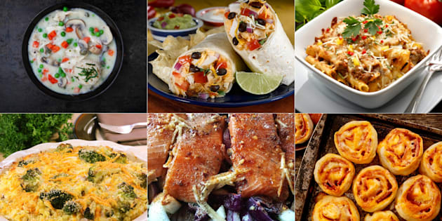 Weekly Meal Plan: 6 Kid-Friendly Dinner Recipes (Feb. 24 - March 1)