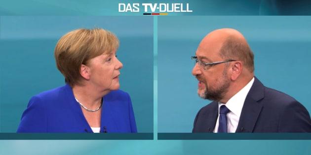 Élections en Allemagne: le débat n'aura pas eu lieu