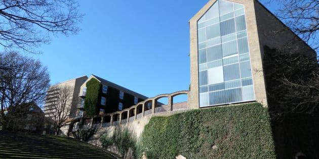 Université Aarhus, Danemark.