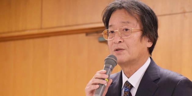 泰明小学校の和田利次校長
