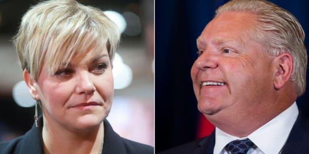La ministre québécoise du Développement durable, de l'Environnement et de la Lutte contre les changements climatiques, Isabelle Melançon, s'intéressera de près à ce qui se passe en Ontario après l'élection de Doug Ford.
