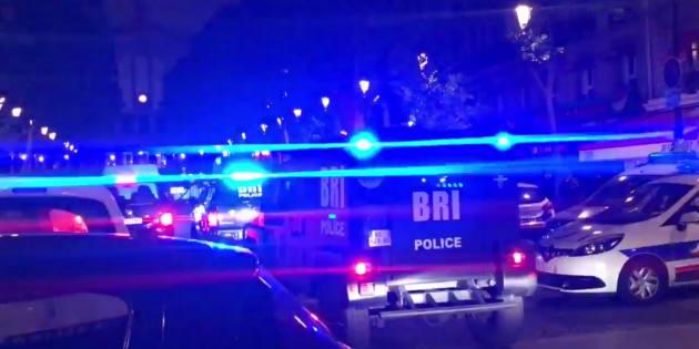 La Gare du Nord évacuée et bouclée par la police