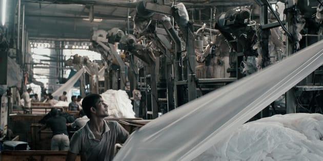 A scene from Rahul Jain's Machines   Kino Lorber