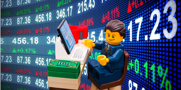 Collectionner des Lego peut rapporter gros sur le marché parallèle de la brique jaune.
