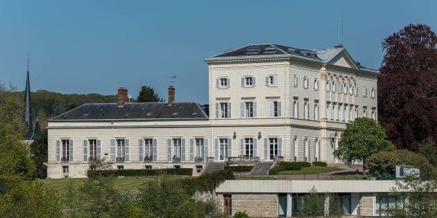 Le campus d'HEC Paris à Jouy-en-Josas dans les Yvelines.