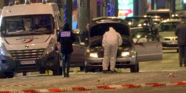 EN DIRECT. Attentat des Champs-Elysées: les dernières actualités, le point sur l'enquête